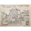 American Electric X166 Wall Set Repair Schematic R