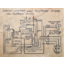 American Electric X166 Wall Set Schematic