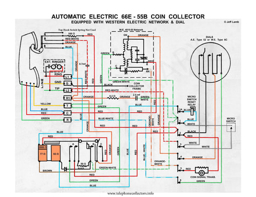 Automatic Electric | Ae Wiring Diagram |  | TCI Library